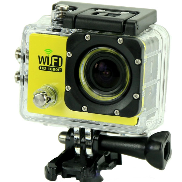 1080P Wifi Car DVR Sports Camera SJ6000 Waterproof 2.0 Inch LCD Car DVRs