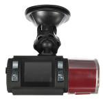 120° HD LCD Bil DVR Fordon Kamera Videoinspelning Cam Bilkameror DVR