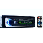 12V Bil BT Stereo FM-radio MP3 Audio Player Bilelektronik Subwoofer Ljud & Bild