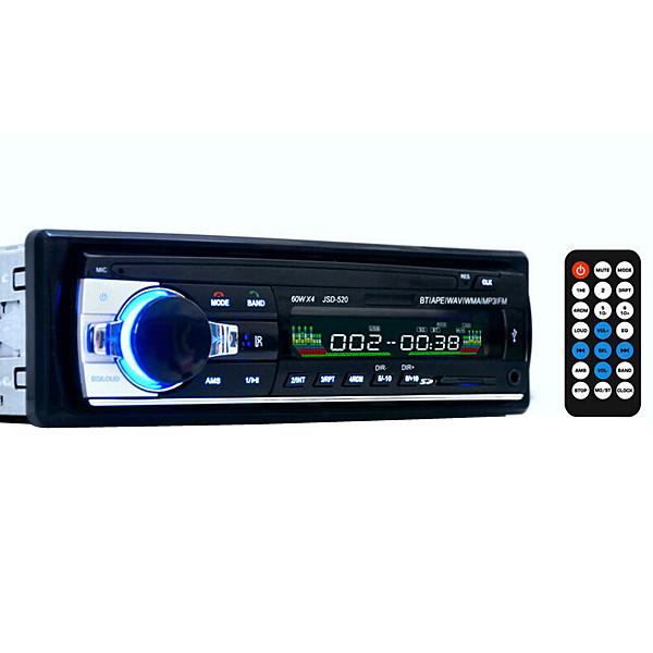 12V Car BT Stereo FM Radio MP3 Audio Player Car Electronics Subwoofer Car Audio & Monitor