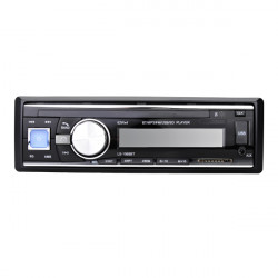 12V Bilstereo FM-radio MP3 Audio Player USB / SD / AUX / APE / FLAC