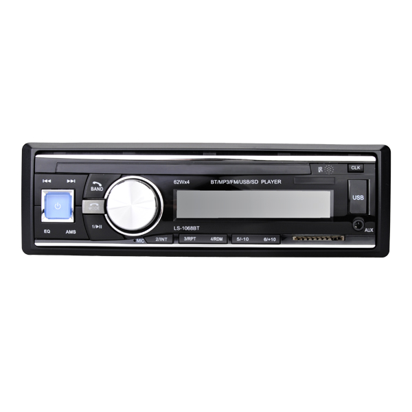12V Bil Stereo FM-radio MP3 Audio Player USB / SD / AUX / APE / FLAC Lyd & Billede
