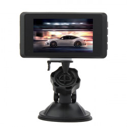 170 Degree Wide Angle Lens HD 1080P 2.7 Inch Screen Vehicle DVR