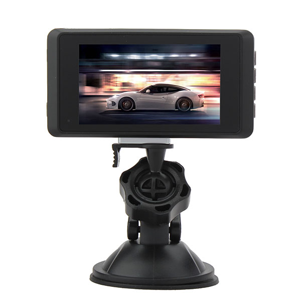 170 Degree Wide Angle Lens HD 1080P 2.7 Inch Screen Vehicle DVR Car DVRs