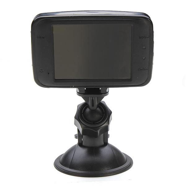 """2,4"""" Bil DVR LCD Kamera S1 HD-videokamera Cam Rörelsedetektering Bilkameror DVR"""