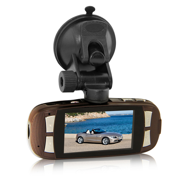 2.7 Inch LCD Display Full HD 1080P Car DVR Camera Recorder T650 Car DVRs