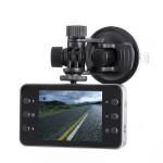 "2,7"" LCD-HD 1080p Bilkamera K6000 Instrumentpanel DVR Kamera G-sensor Bilkameror DVR"
