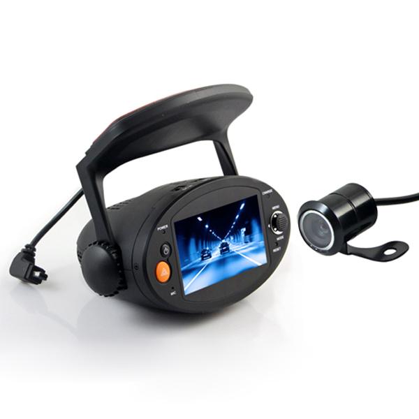 2.7inch HD 720P Car DVR GPS Dual Lens Vehicle Camera Video Recorder Car DVRs
