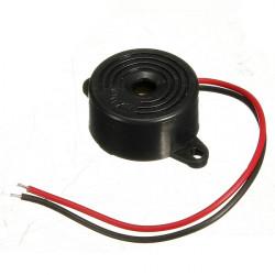 3-24V Piezo Electronic Tone Buzzer Alarm 95dB Kontinuerlig Sound