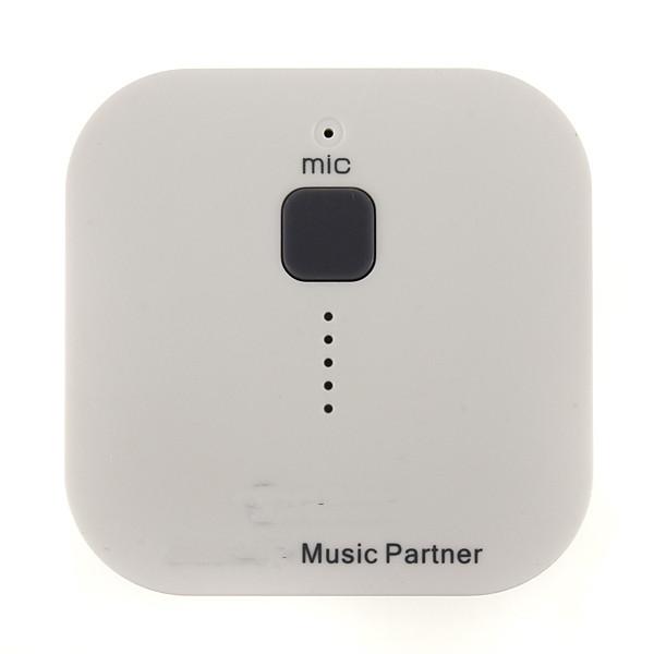 3.0 Bil Stereo Audio Receiver Håndfri Musik Partner for Mobiltelefon Lyd & Billede