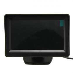4.3 Inch LCD Monitor IR Night Vision Reversing Camera Car Rear View Kit