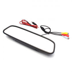 4.3 Inch TFT Car Monitor Rearview LCD Backup Camera for Car Reversing