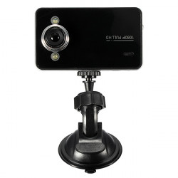 720P Mini Car DVR Video Camera Recorder G-sensor Night Vision K6000