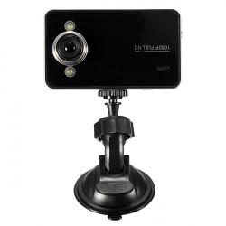 720P Mini Bil DVR Videokamera G-sensor Mörkerseende K6000