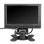 """7"""" Bil Monitor VGA AV TFT LCD for GPS PC Lyd & Billede"""