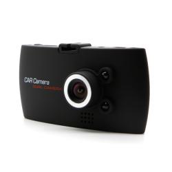 A080 Svart DVR Kamera High Definition Fordon Som Färdas Data Recorder
