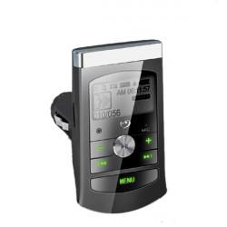 A908 FM-sändare LCD-skärm Bil Mp3-Spelare med Fjärrkontroll