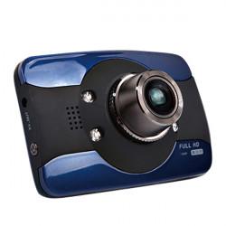 A9 HD Bil DVR 170° Vidvinkelobjektiv 3,0 LCD-skärm Mörkerseende