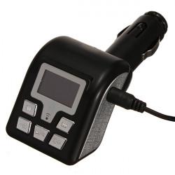 BT Bil Trådlös FM-sändare Kit USB MP3-spelare