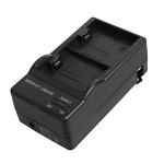 Batteriladdare Fodral + Billaddare för SJ4000 SJ5000 Sport Kamera Bilkameror DVR