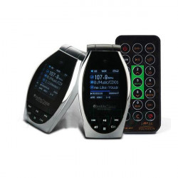 Best Edition FM Transmitter Car MP3 Player with Remote Controller