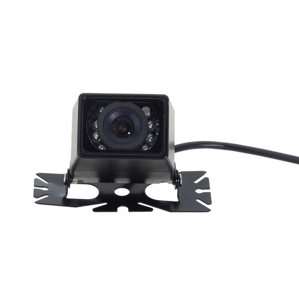 CMOS 9 IR Night Vision Rear View Camera NTSC Video System Car Audio & Monitor
