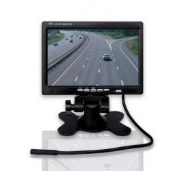 CSX07T-HQ01 7 Inch Car Desktop Monitors LCD Simulate LED Screen
