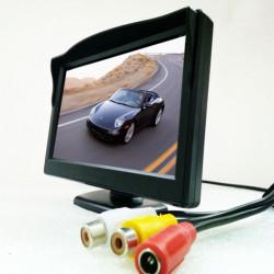 """CSX5D-A1 5"""" Bil Skärm Skärm LCD Digital Display"""