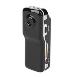Car 300K Pixel Mini Camcorder with TF Card Slot Up To 16GB