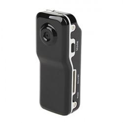 Bil 300K Pixel Mini Videokamera med TF Kort Slot Op til 16GB