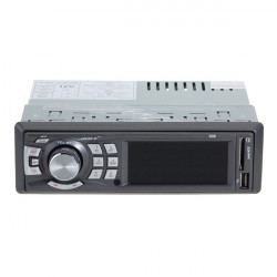 Car Audio Stereo In-Dash MP3  Player USB SD FM Radio LCD Display