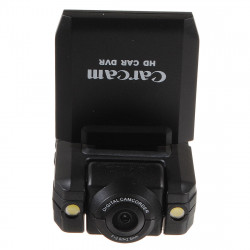 Bil DVR 2-Tums LCD-Mörkerseende 1280x960 Upplösning Körning Inspelare