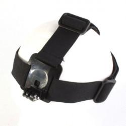 Car DVR Accessories Elastic Adjustable Head Strap for SJ4000 Gopro