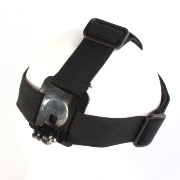 Car DVR Accessories Elastic Adjustable Head Strap for SJ4000 Gopro Car DVRs