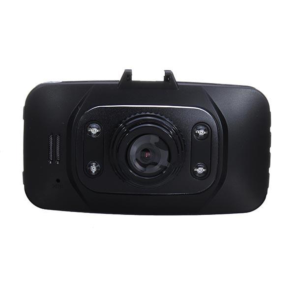 Bil DVR Kamera Inspelare med G-sensor HDMI Mörkerseende GS8000 Bilkameror DVR