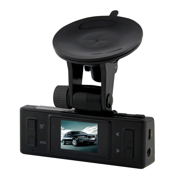 Car DVR GS2000 1920x1080P Full HD Camera Recorder With GPS Car DVRs