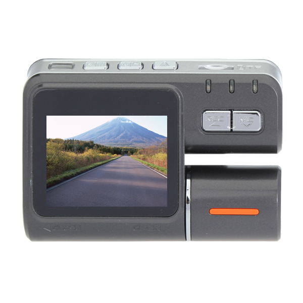 Car DVR I1000 2.0 Inch LCD Screen HD Camera Recorder Black Box Car DVRs