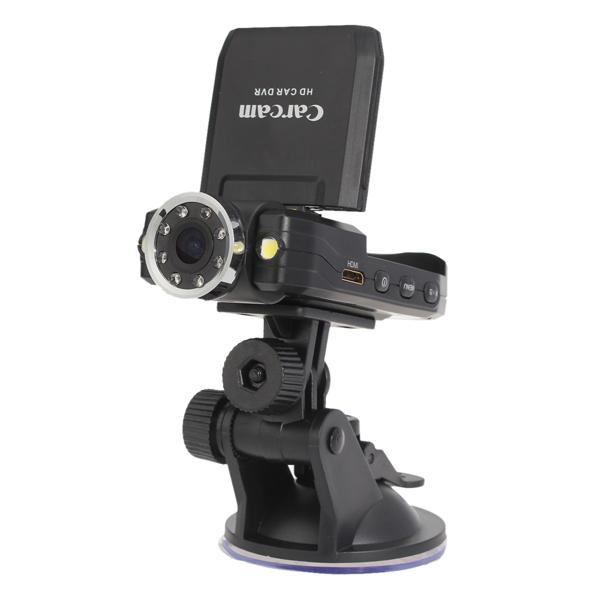 """Bil DVR K5000 2,0"""" TFT-skärm VGA640x480 Fordon Svart Box Bilkameror DVR"""