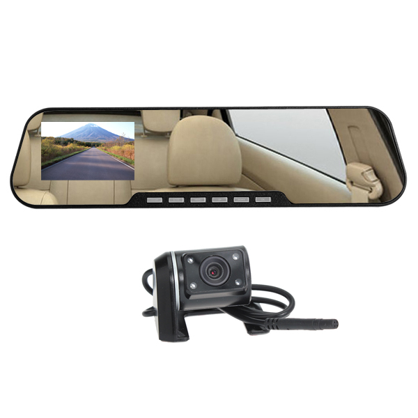 Car DVR TKD069 2.7 Inch TFT Screen Camera Car Camera Vehicle Blackbox Car DVRs