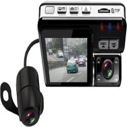 Car HD DVR X2 720P Dual Lens Camera Night Vision Black Box