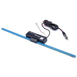 Bil Invändiga Glaset Screen Amplified Antenn med Signalförstärkare