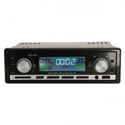 Car Radio MP3/USB/SD/AUX/FM 1-Din in Dash Audio Stereo Head Unit