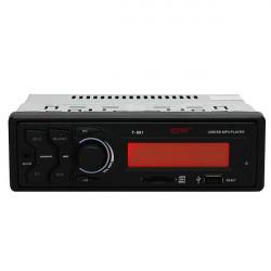 Bil Stereo In-Dash MP3-afspiller FM USB SD AUX-indgang Receiver