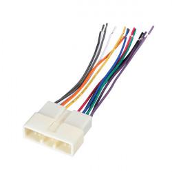 Car Stereo Wire Harness Adapter Plug for Acura Honda Civic Isuzu