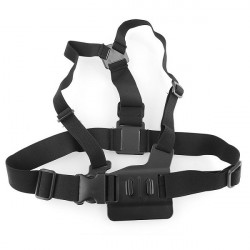 Chest Body Strap without 3-way Adjustment Base for SJ4000 Gopro