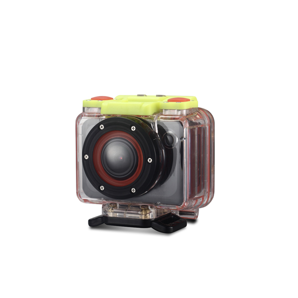 DV500 Full HD 1080p Wifi Sport Action Kamera Dykning 60M Vattentät Bilkameror DVR
