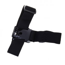 DVR Accessories Elastic Adjustable Head Strap for SJ4000 SJ1000 Gopro