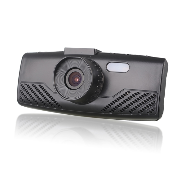 Full HD 1080p 30fps AT700 LCD DVR-inspelare Novatek G-Sensor Bilkameror DVR
