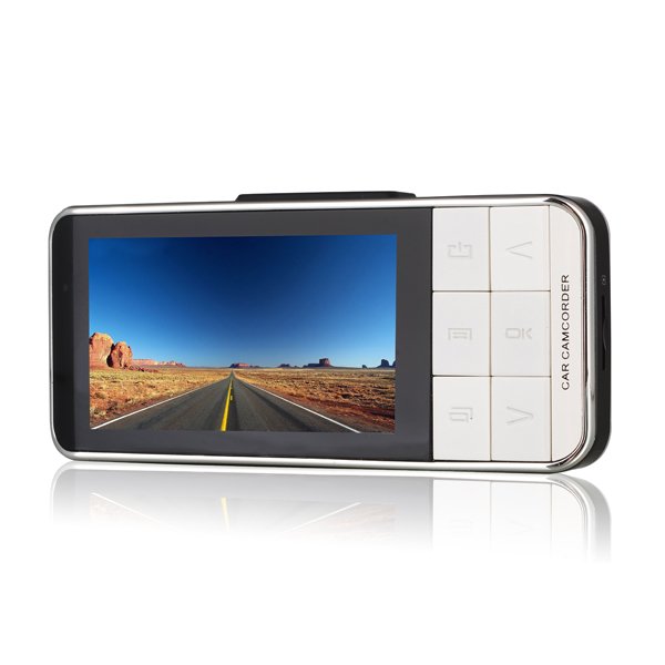 Full HD 1080P AT66 Car Camera DVR Recorder 170 Degree Lens Car DVRs