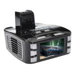 """Full HD 1080P K5 Auto DVR 2.7"""" LCD 162 Grad Winkelobjektiv Autokamera DVR"""